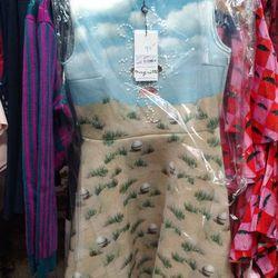 OC x Magritte dress, $70
