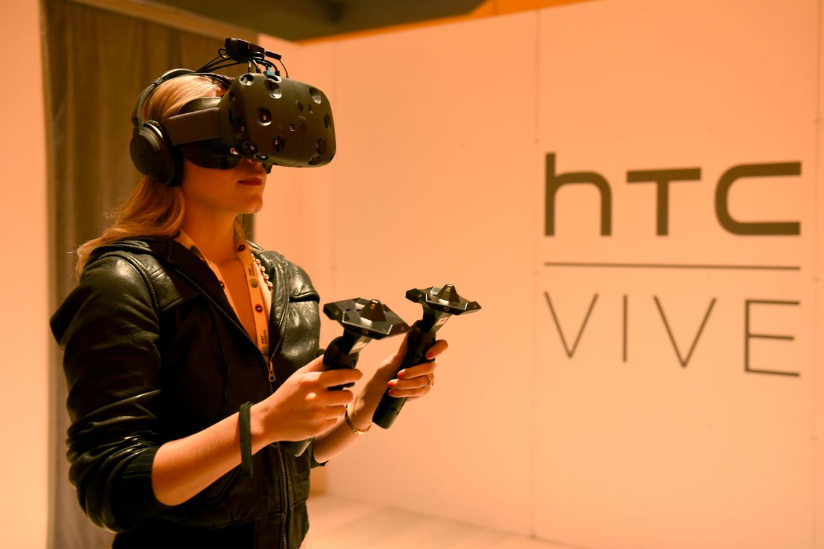 People like making virtual reality content for Google and Facebook. But they like HTC even more.