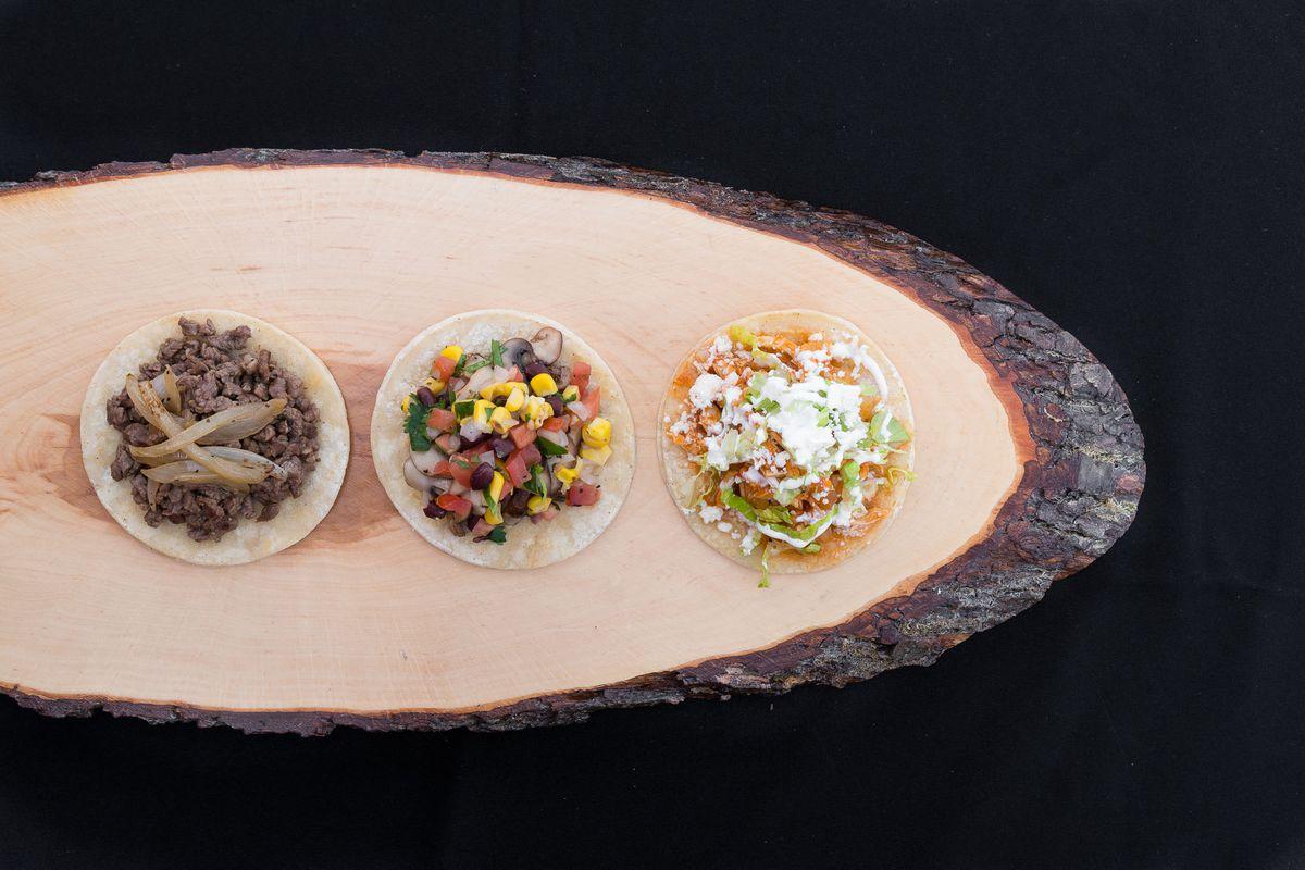 Tacos at Camaradas