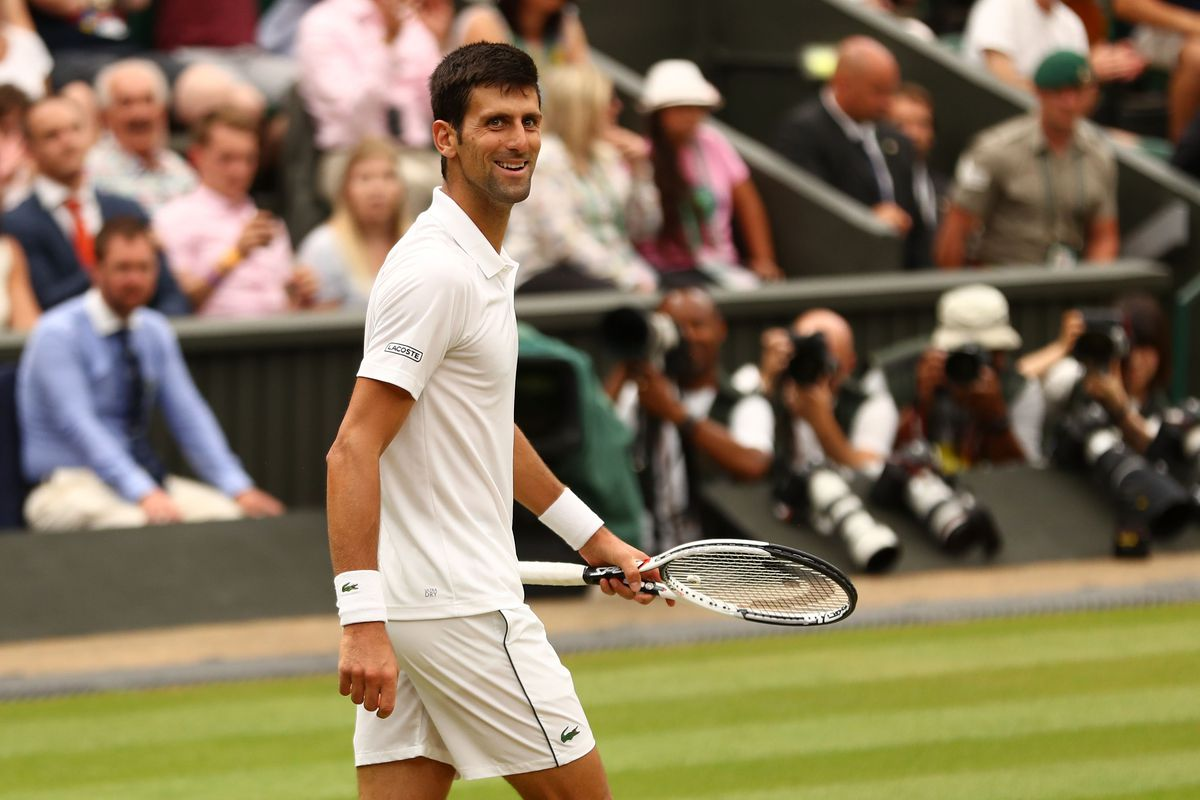 Wimbledon 2018: Bracket, schedule, and scores for men's ...