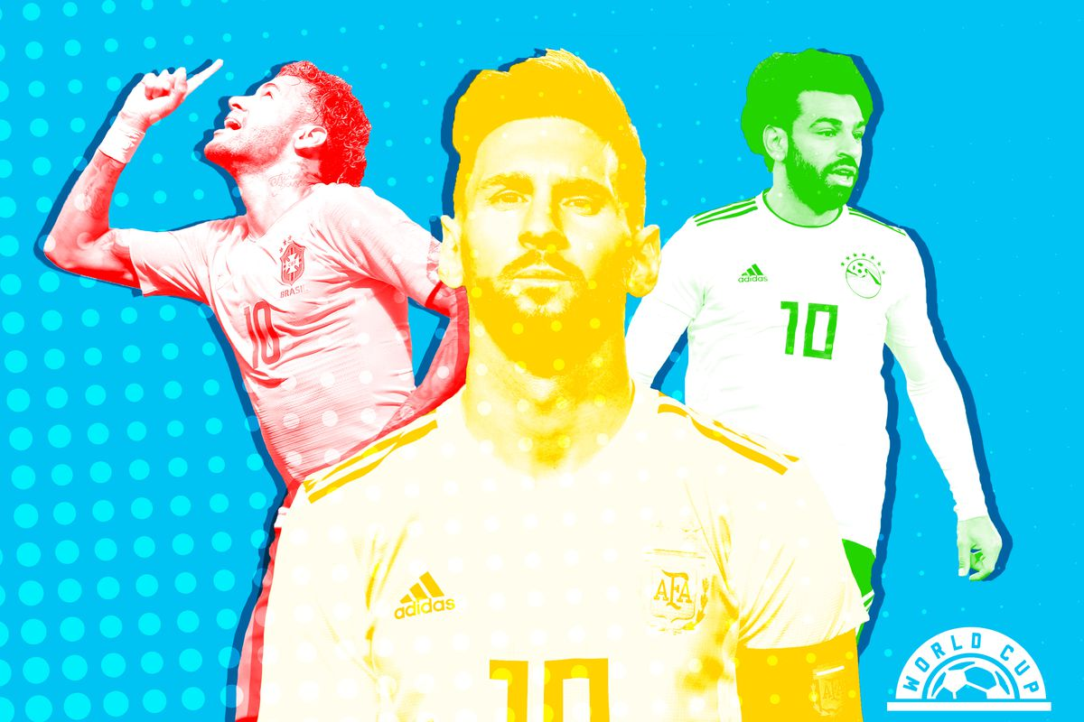 fc306d076cd Messi, Neymar, and Mohamed Salah: Ranking All the 2018 World Cup Nos ...