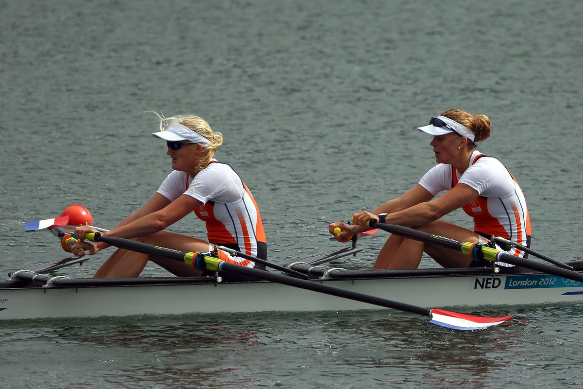 Olympics Day 7 - Rowing