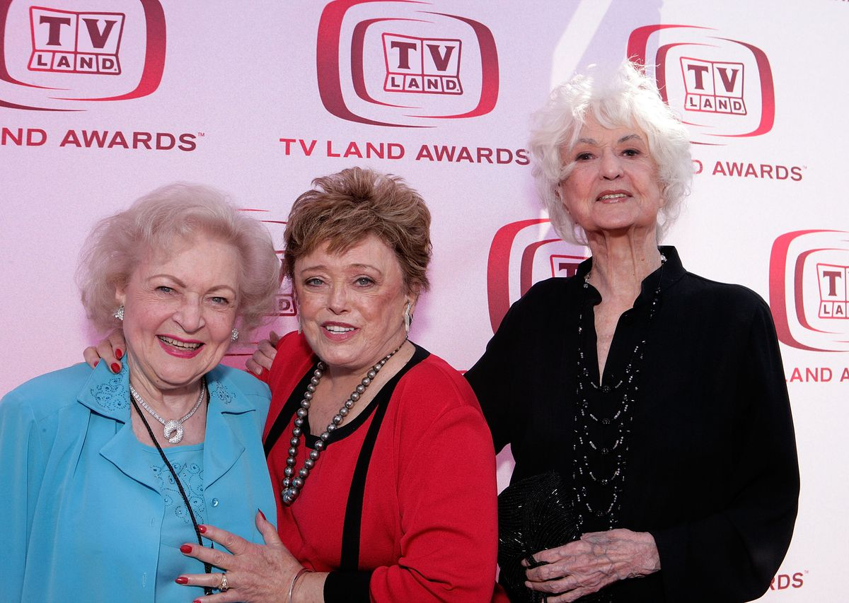 6th Annual 'TV Land Awards' - Arrivals