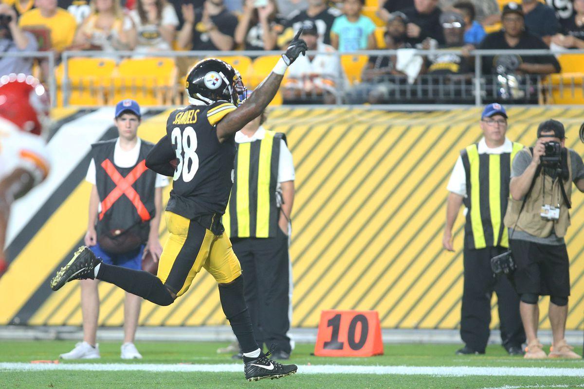 NFL: Preseason-Kansas City Chiefs at Pittsburgh Steelers