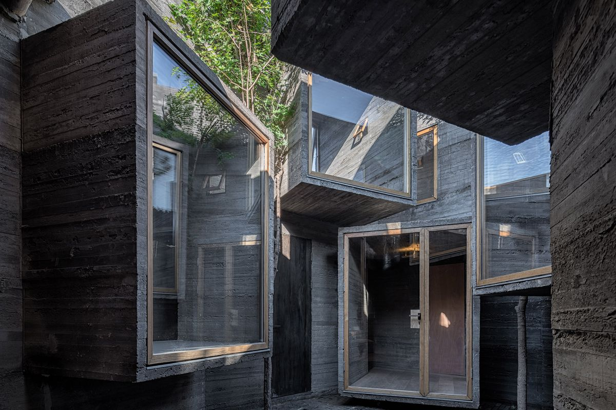 This Tiny Hostel Nestles Into A Historic Alley In Beijing