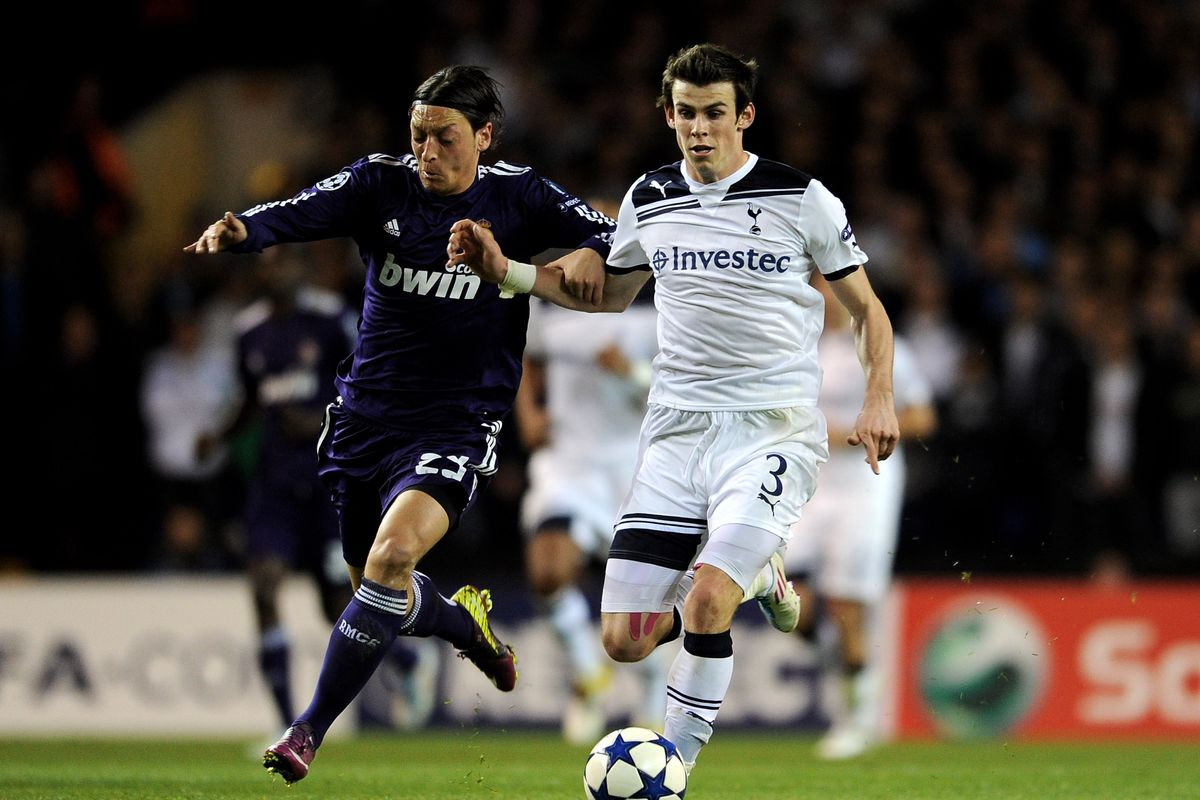 Tottenham Hotspur v Real Madrid - UEFA Champions League Quarter Final