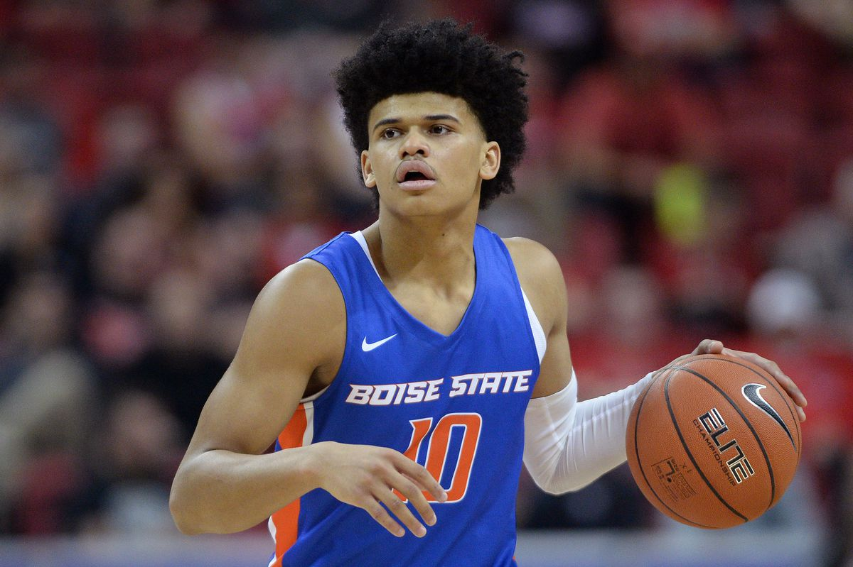 NCAA Basketball: Mountain West Conference Tournament- Boise State vs UNLV