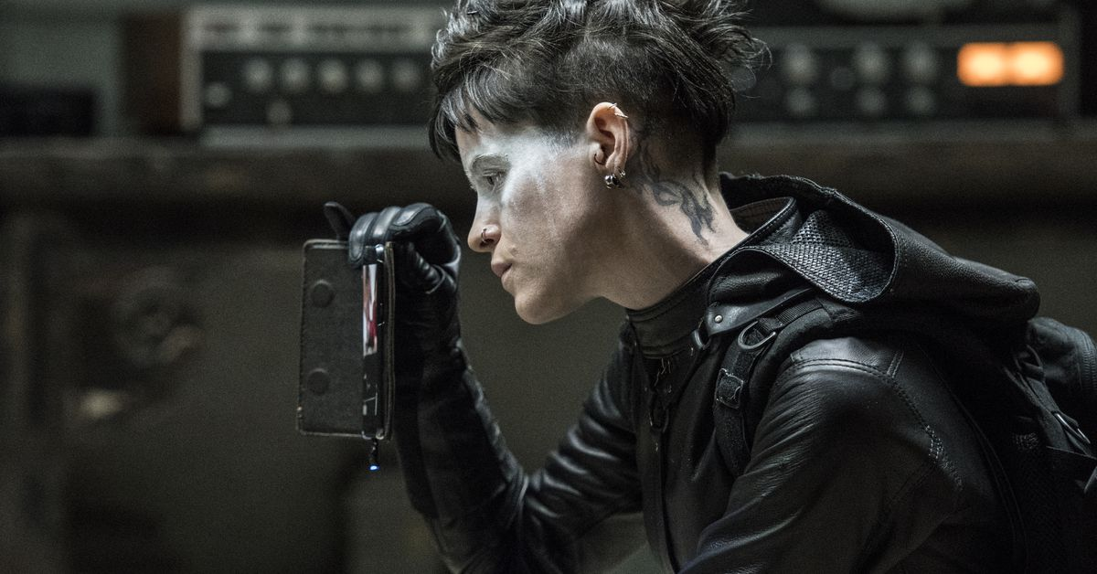 The Dragon Tattoo series should have been the next James Bond