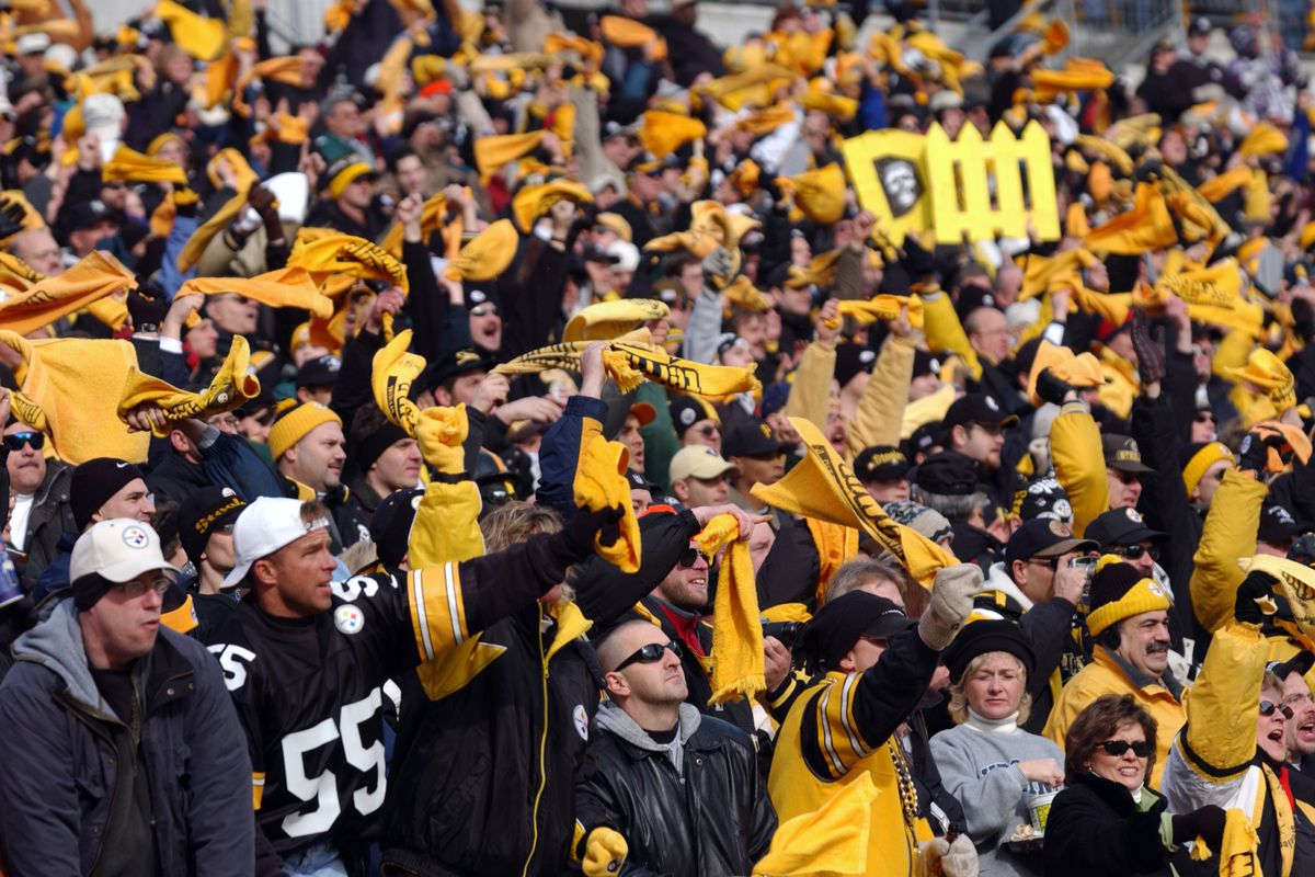 Emory University study names Pittsburgh Steelers fans 5th