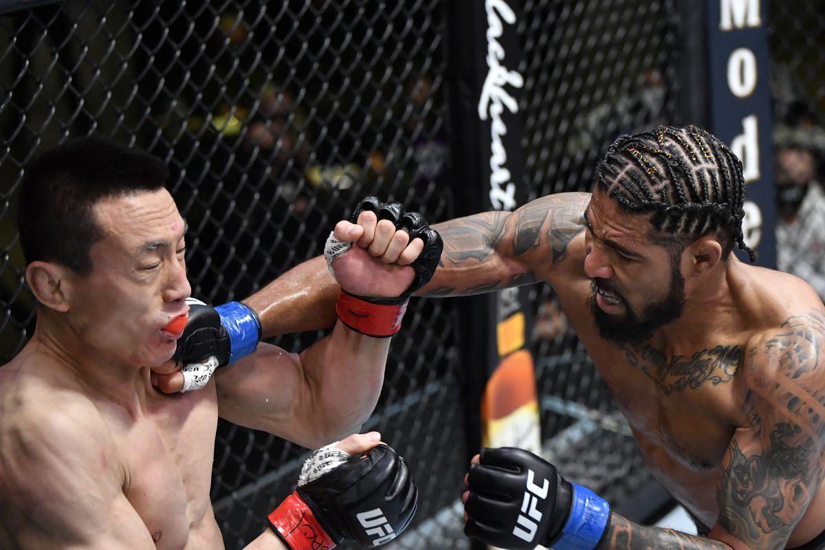 UFC Fight Night: Kenan v Griffin