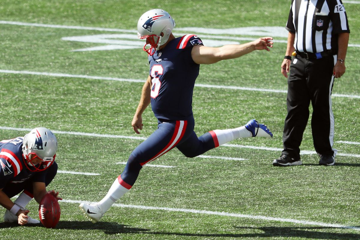 Nick Folk Xavier Williams Revert To Patriots Practice Squad After Week 1 Pats Pulpit
