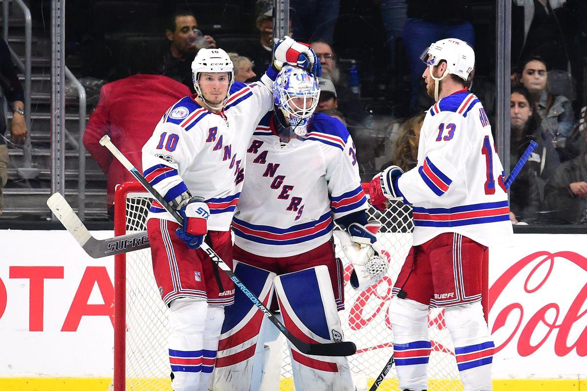New York Rangers v Los Angeles Kings