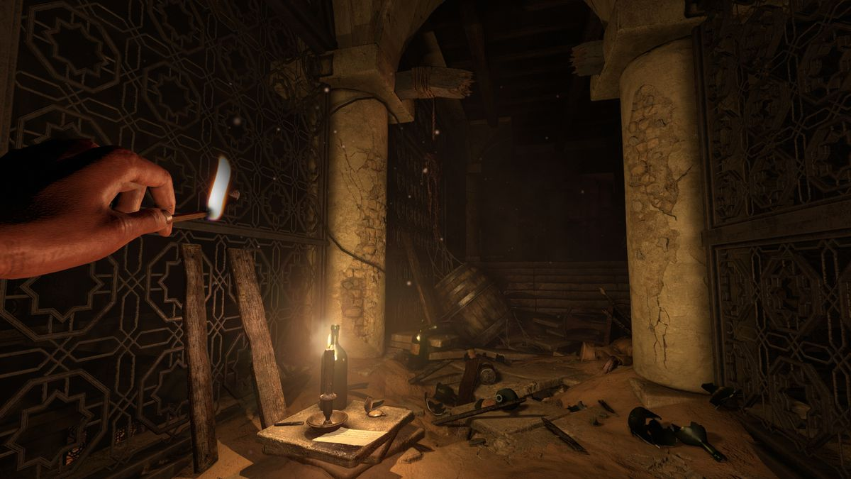 Amnesia: Rebirth review: A scary sequel to Amnesia: The Dark Descent - Polygon