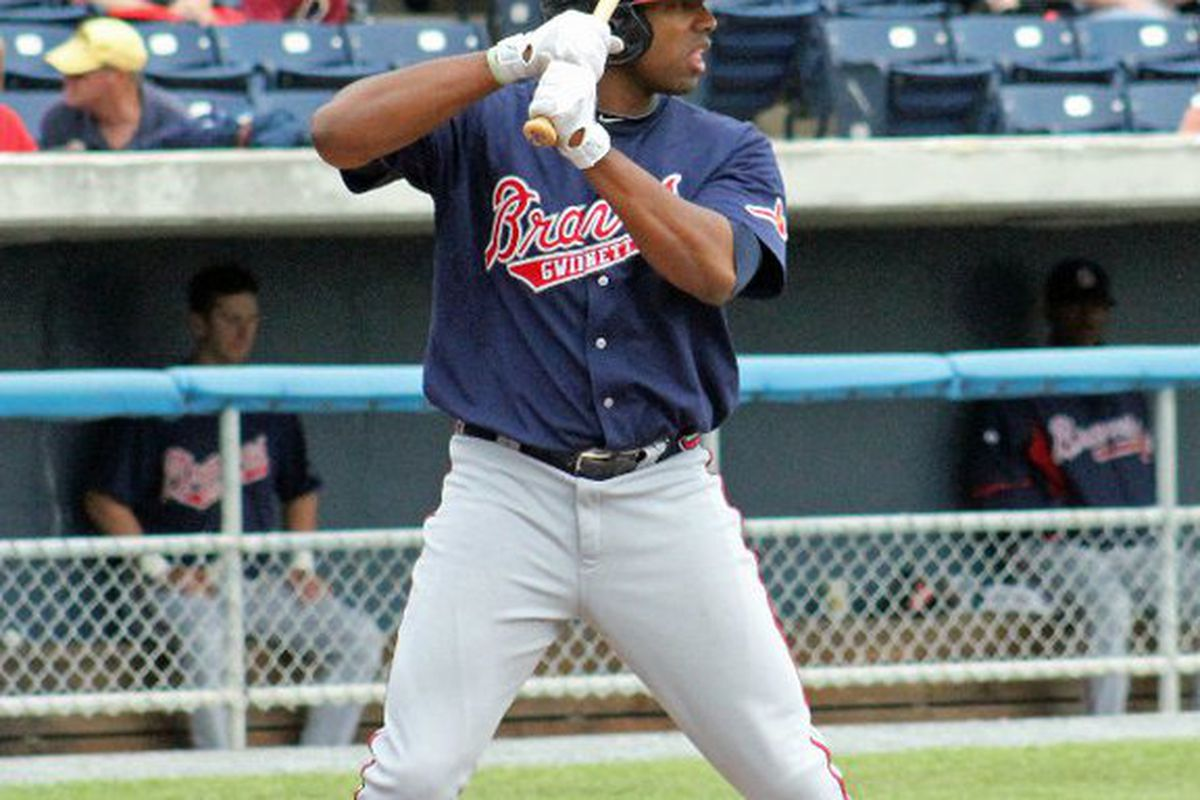 Stefan Gartrell will return to AAA Gwinnett in 2012, providing the team a powerful cleanup hitter while waiting for his chance in Atlanta.
