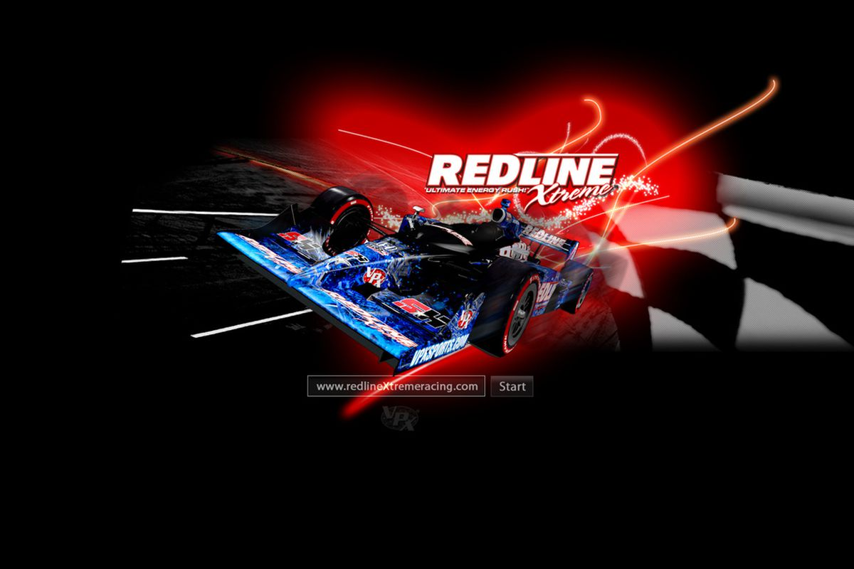 """SH Racing, creators of Team Redline Xtreme, will partner with KV Racing for a single-car effort for the 2011 Indianapolis 500 (Image courtesy of <a href=""""http://www.redlinextremeracing.com/"""" target=""""new"""">Team Redline Xtreme</a>)"""