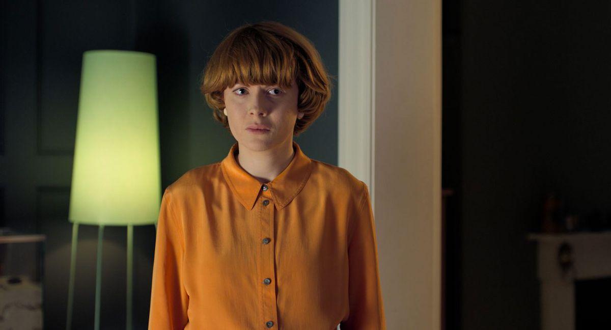 Emily Beecham in Little Joe.