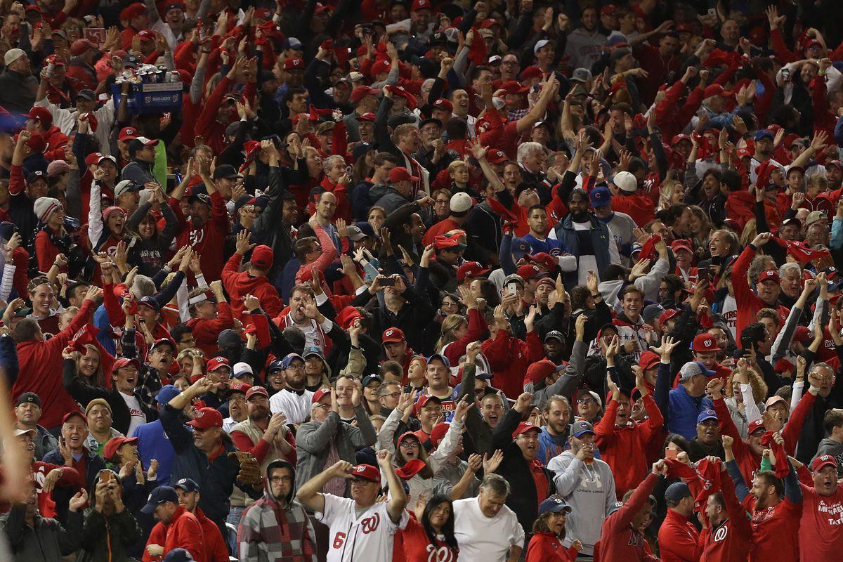 Washington Nationals vs Chicago Cubs: GameThread 45 of 162