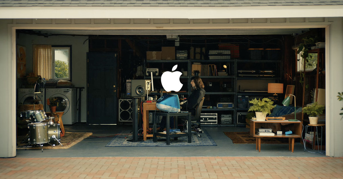 Listen to the sick Mac sound effect song that Apple opened its keynote with