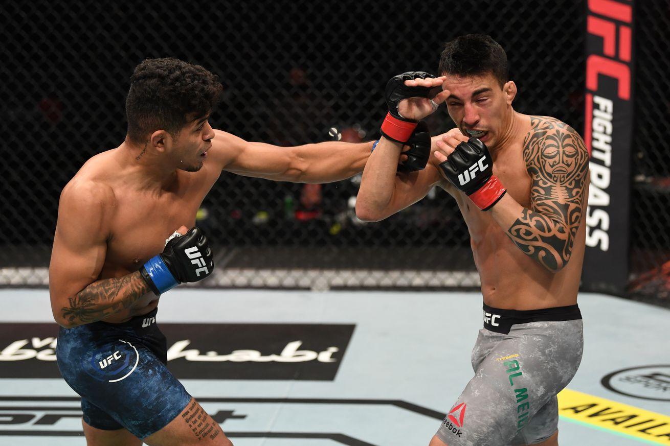 UFC Fight Night: Gamrot v Kutateladze