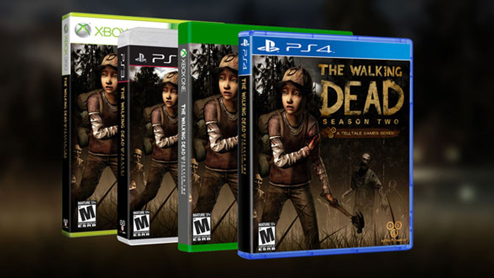 Telltales The Walking Dead The Wolf Among Us Coming To