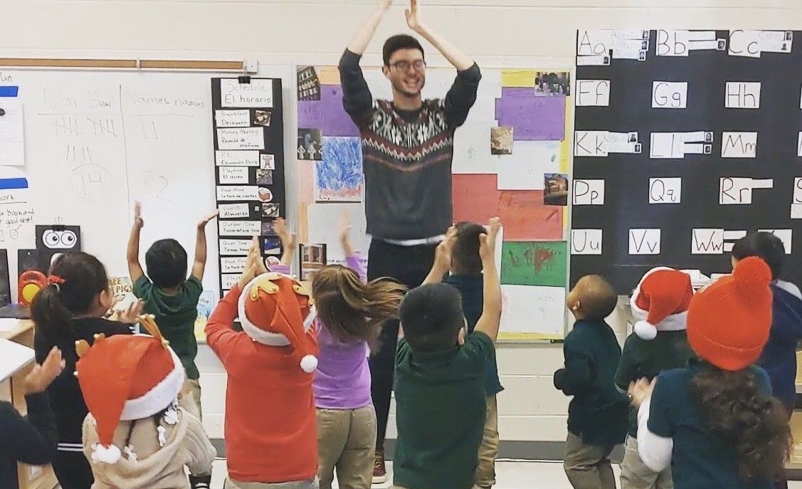 Zachary Trail resigned from his position as a pre-kindergarten teacher at Daley Elementary Academy on Chicago's Southwest Side in January. He did not feel safe reporting back to work in person when the district started bringing some students back to the classroom.