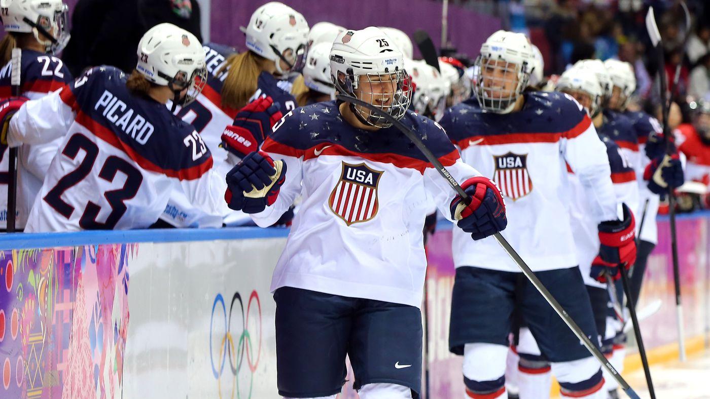 2018 Winter Olympics women s ice hockey  Time 0be508484