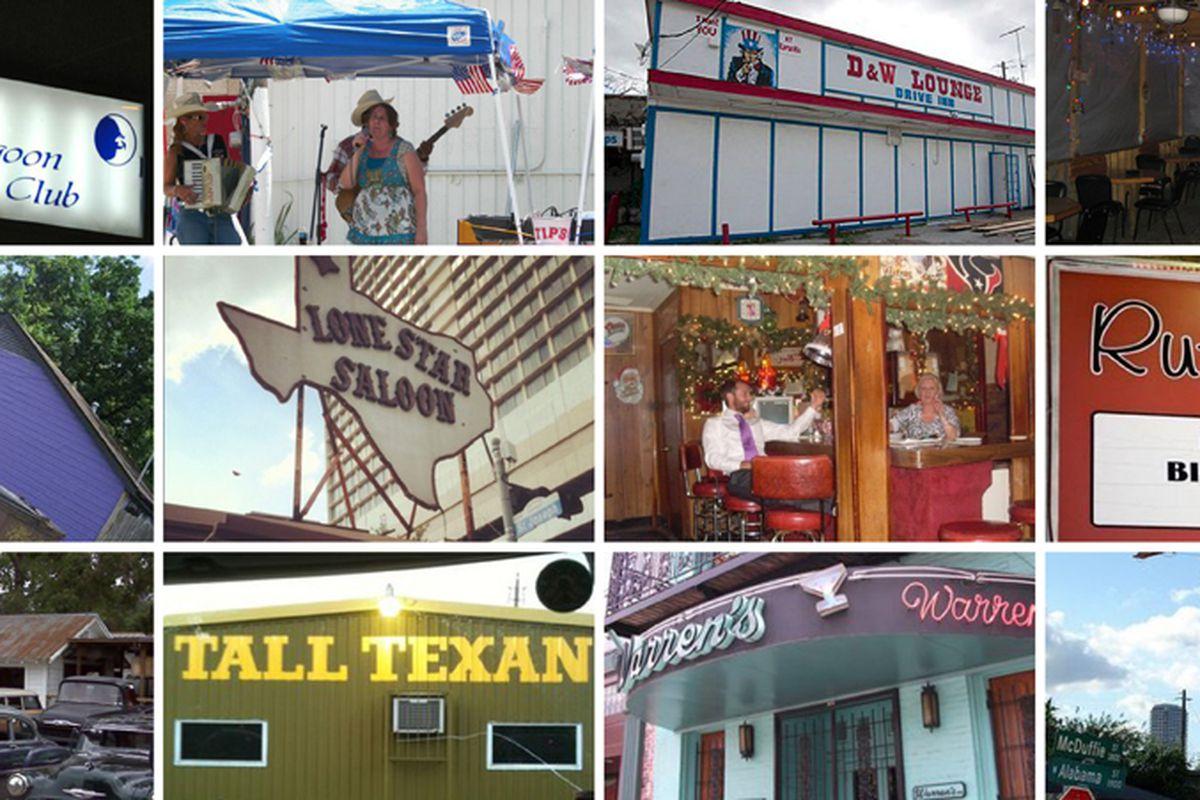 Houston's Iconic Dive Bars