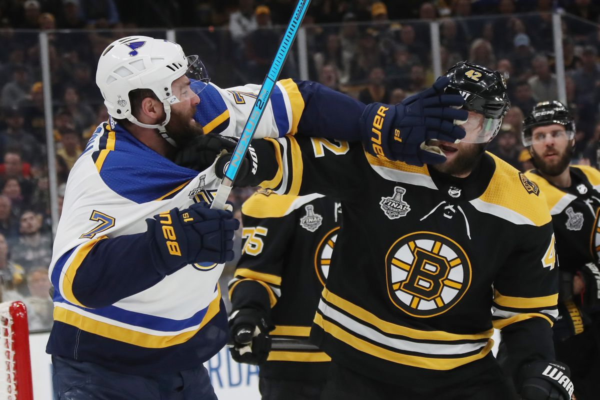 2019 NHL Stanley Cup Final - Game Two
