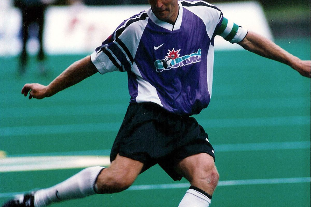 Seattle Sounders getting a '90s throwback treatment