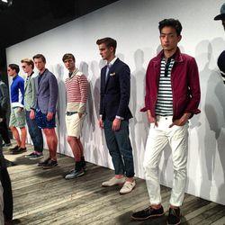 "More men's looks. Photo via <a href=""http://instagram.com/p/eFRLq7jA9z/#"">Kyle Editor</a>/Instagram."