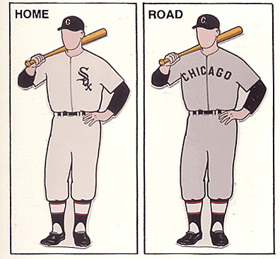 reputable site c404b 7b846 Ranking the best and worst White Sox uniforms of the last ...