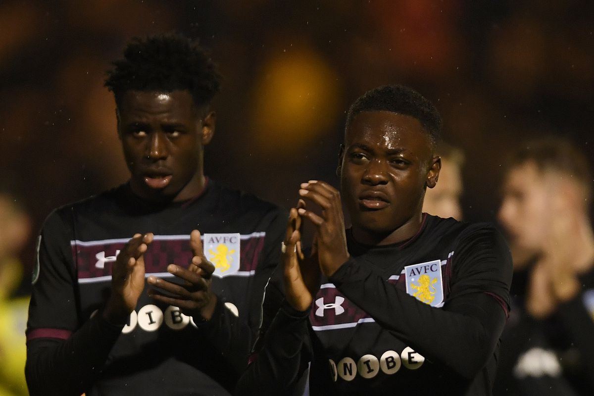 Colchester United v Aston Villa - Carabao Cup First Round