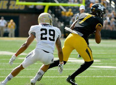 NCAA Football: Idaho at Missouri
