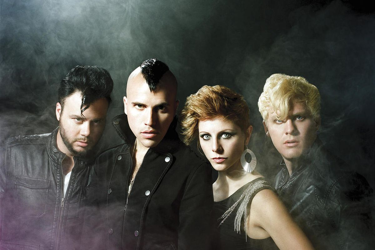 """Neon Trees' single """"Animal"""" won Top Alternative Song at the 2011 Billboard Music Awards. The group is performing a benefit concert Saturday in Orem."""