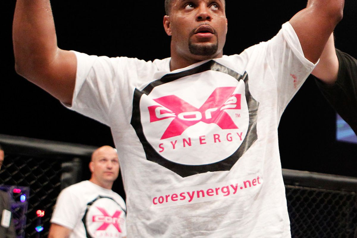 Strikeforce star Daniel Cormier had to pull out of the 2010 Beijing Olympics with kidney failure after a disastrous weight cut.