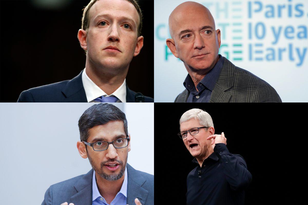 Bezos Will Debut As Congress Tees Up Tech Ceos For Antitrust Showdown Deseret News
