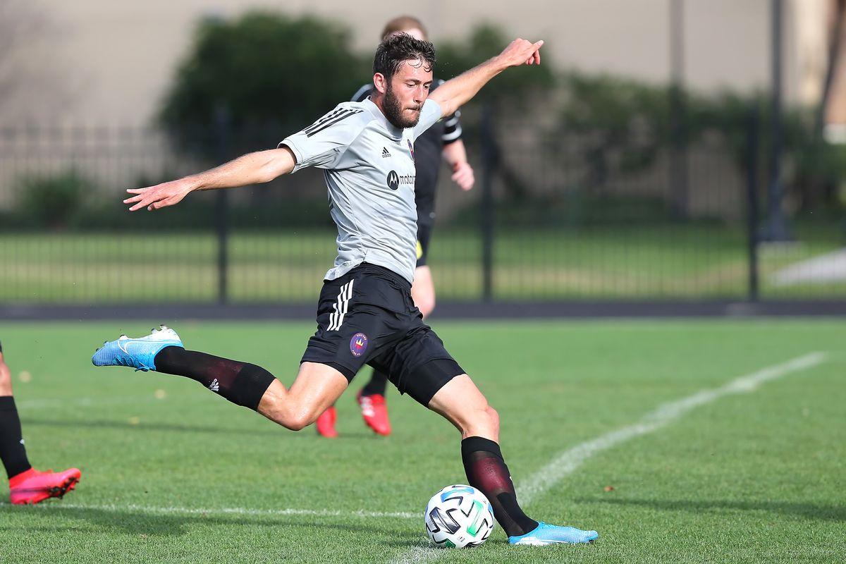 SOCCER: FEB 06 MLS - Nashville SC v Chicago Fire