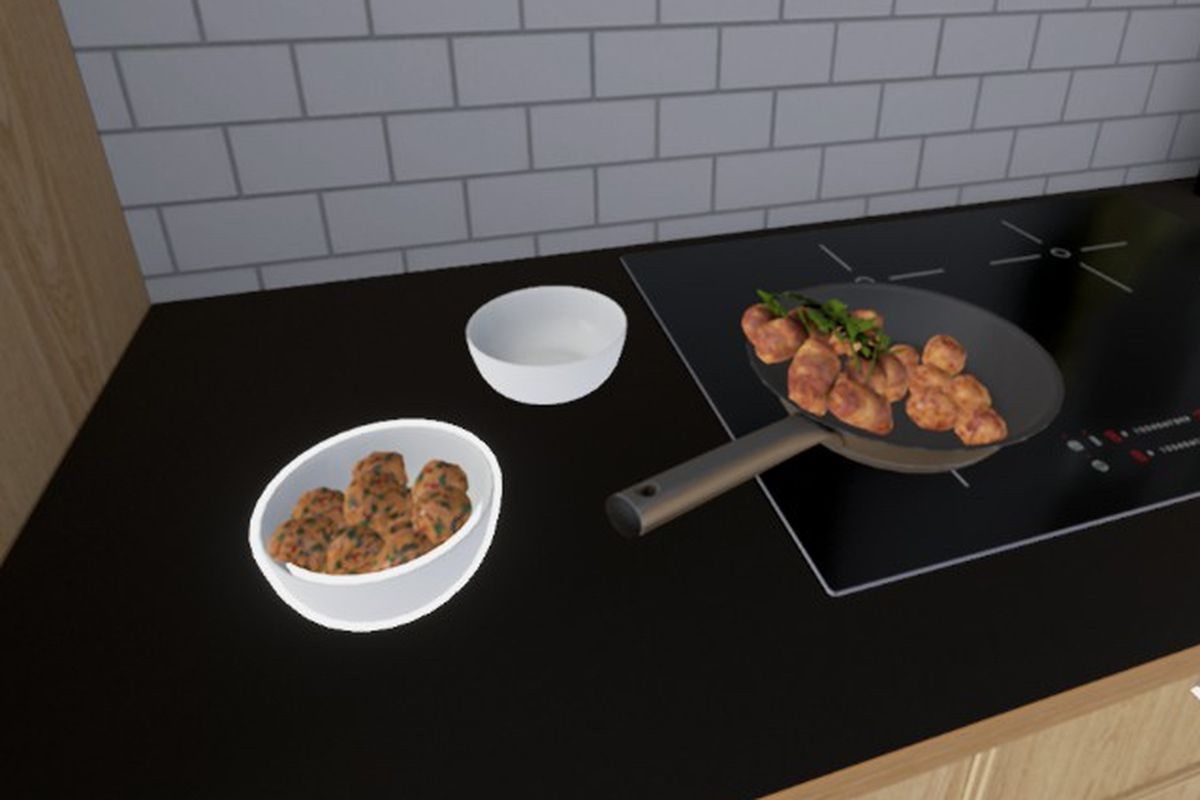 Ikea Kitchen Simulator