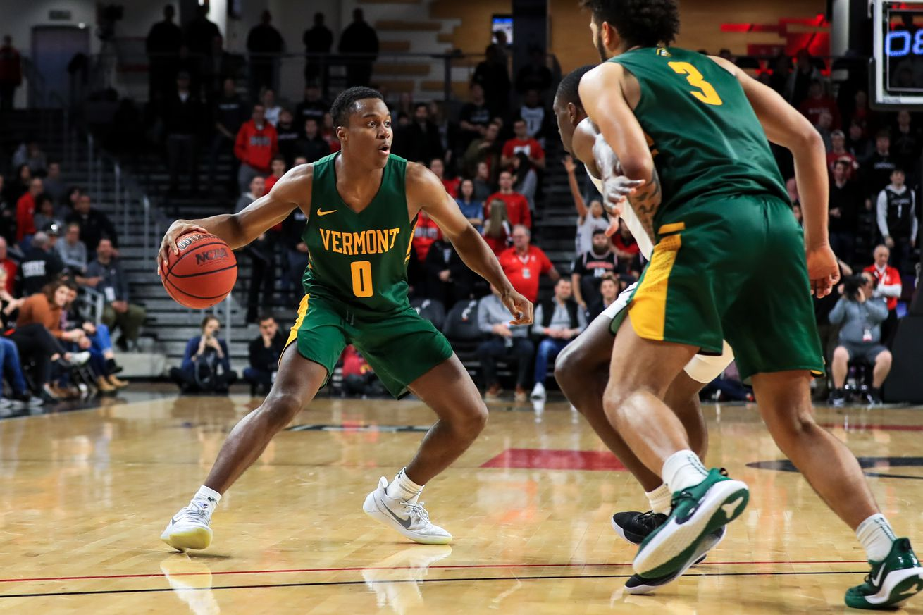NCAA Basketball: Vermont at Cincinnati
