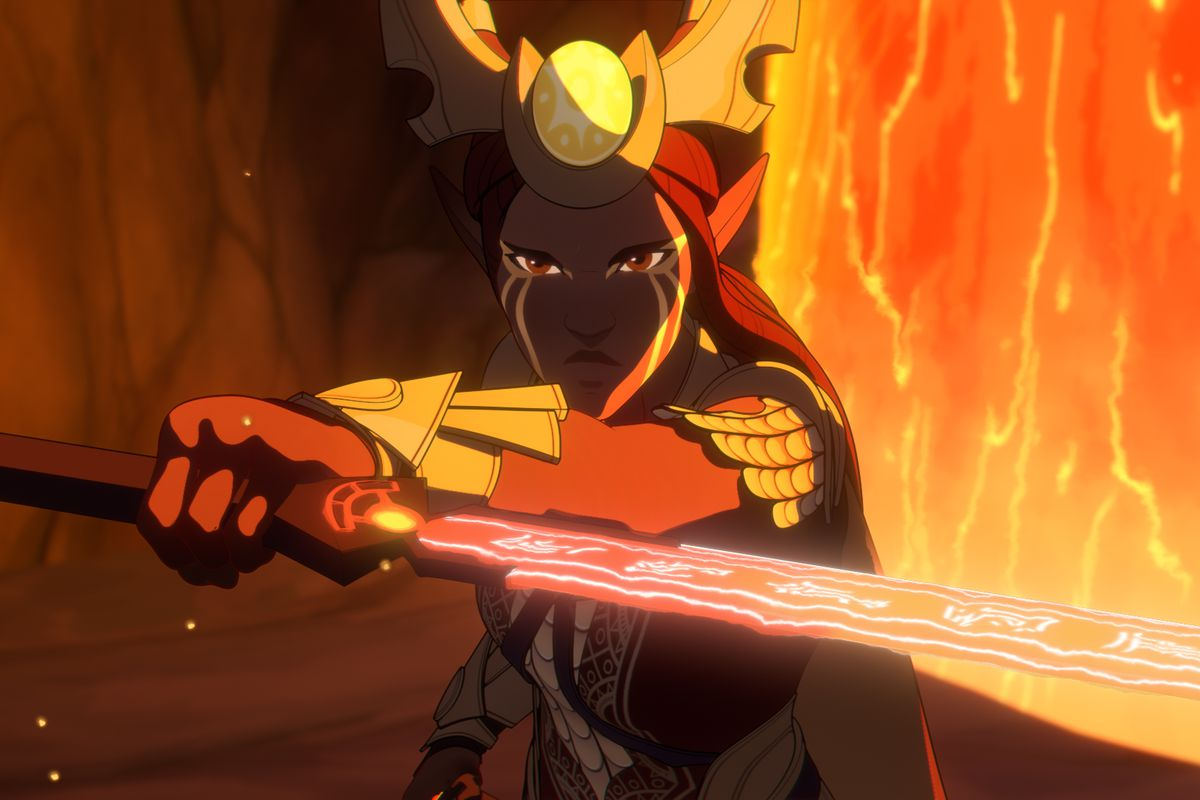 Dragon Prince: The Dragon Prince's Second Season Eclipses The First