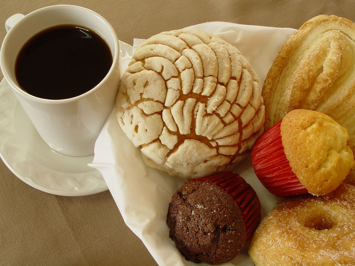 mexican conchas: the cookie-topped bread with a mysterious past - eater