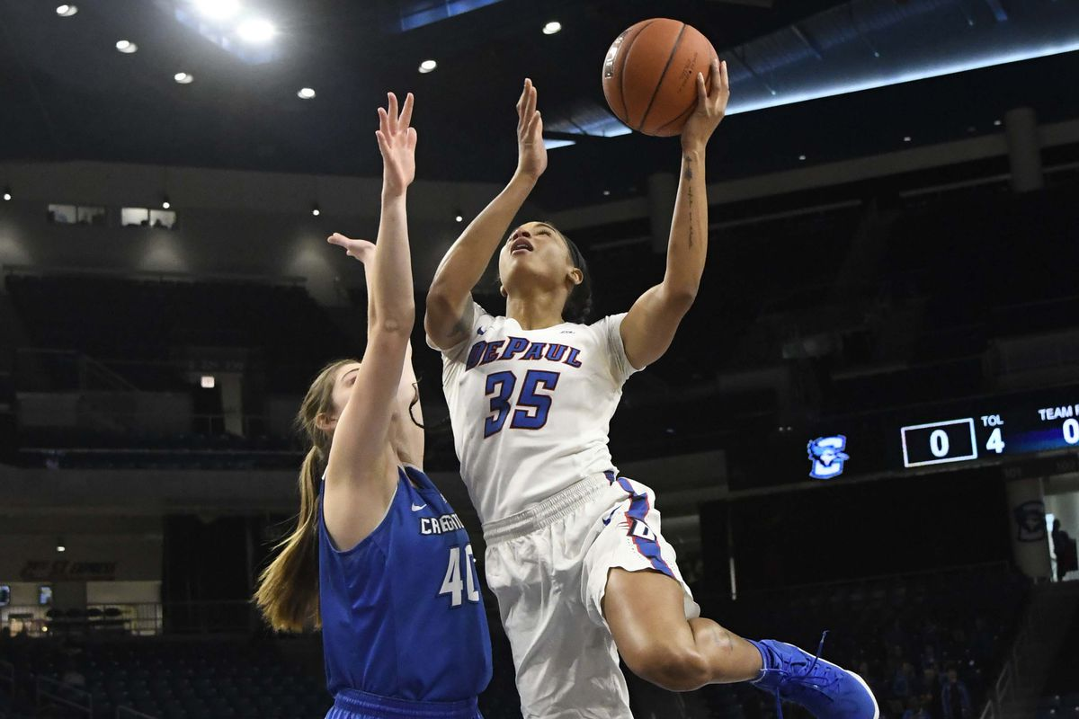 NCAA Womens Basketball: Big East Conference Tournament-DePaul vs Creighton