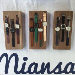 Watches, $90