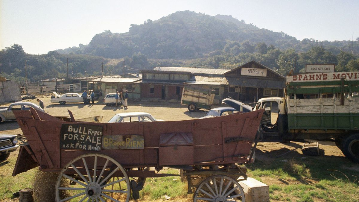 Spahn Ranch: The ranch where the Manson family launched Helter