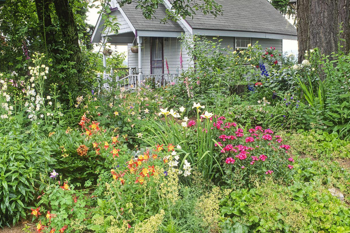 8 Essential Elements For Planning A Cottage Garden This Old House