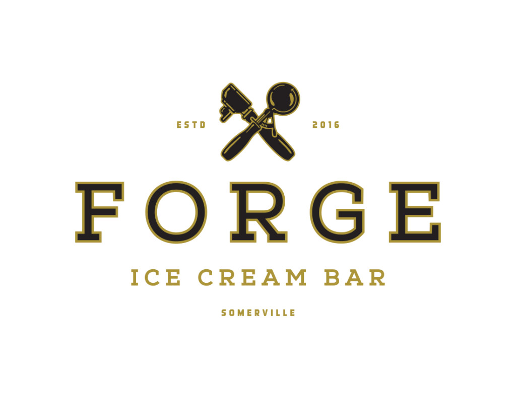 Forge Ice Cream Bar logo