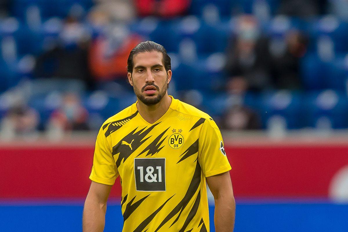 TSG Hoffenheim v Borussia Dortmund - Bundesliga