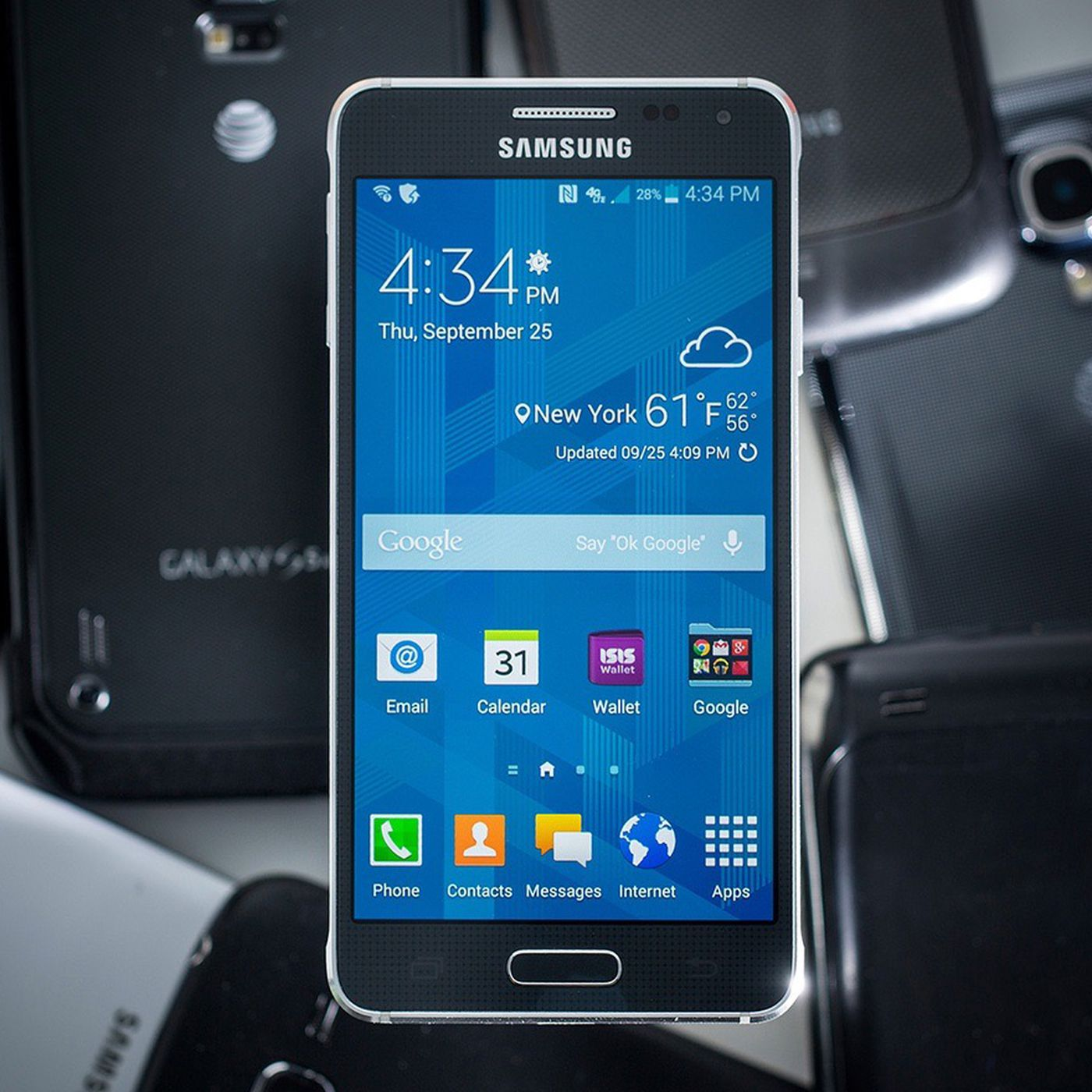 Galaxy Alpha Vs S5 samsung galaxy alpha review - the verge