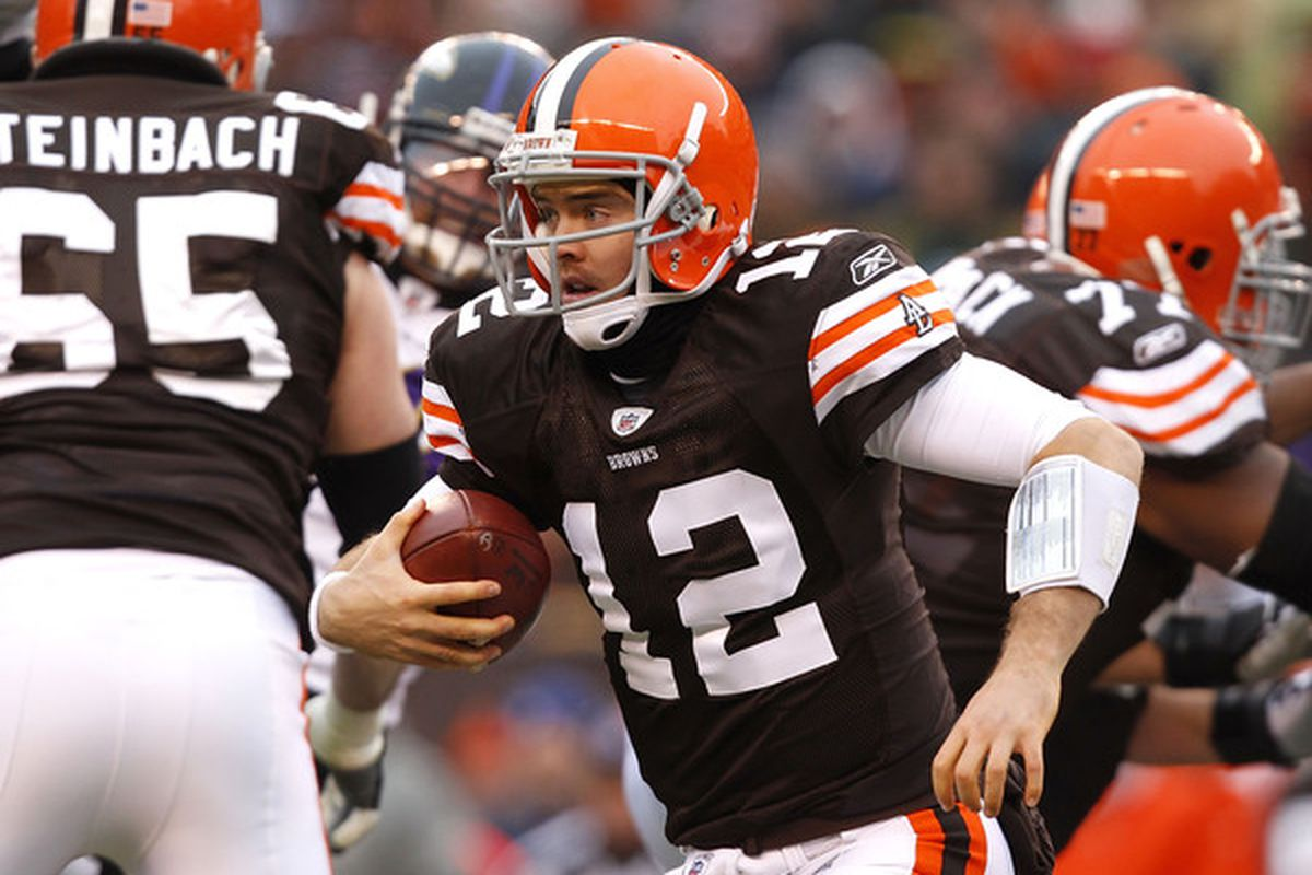 With a lockout coming, the Browns have been warned after recent comments by quarterback Colt McCoy.