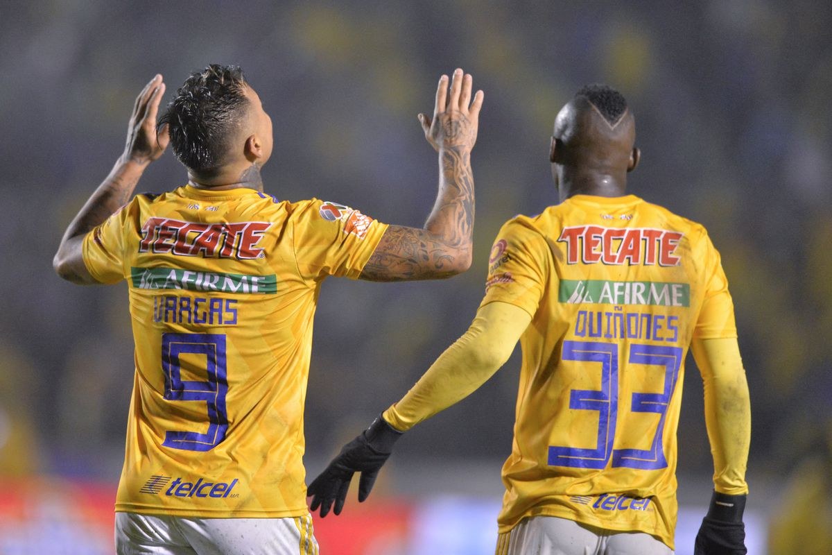 Tigres UANL v Puebla - Torneo Apertura 2018 Liga MX